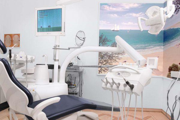 Behandlung - Zahnarztpraxis Hallmich-Kober in Hilden